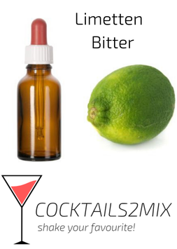 20 ml Limetten-Bitter