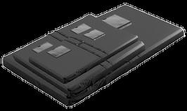 Professional 4 Taschenset  (Transport und Lagerung)