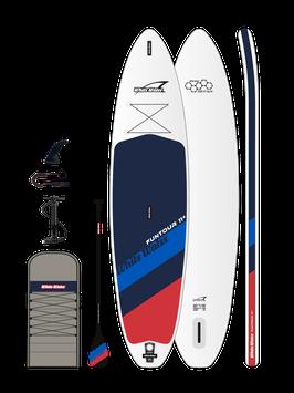 White Water 11`4 Touren Board