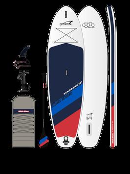 White Water Fun Board