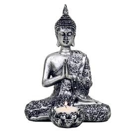 Thaise boeddha met waxinelichthouder