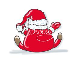 Sitzender Nikolaus
