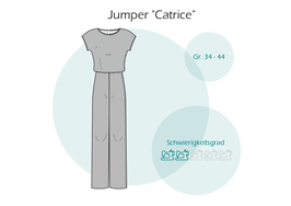"Schnittmuster Jumper ""Catrice"""