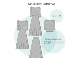 "ebook Maxikleid ""Minerva"""