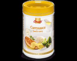 Currysauce Milder, exotischer Charakter zu Geschnetzeltem und Reis / Sauce curry