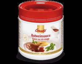 Rotweinsauce Feine Sauce mit Rot- und Weisswein, Lorbeer und Tomaten / Sauce au vin rouge