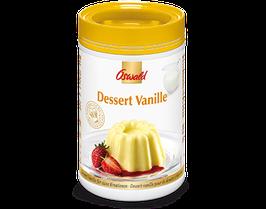 Dessert Vanille Crèmige Vanillecrème für Dessert, Puddings & Füllungen / Dessert Vanille Préparation à cuire pour crèmes, poudings & garnitures