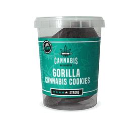 Gorilla Glue Cannabis Cookies THC frei 150g