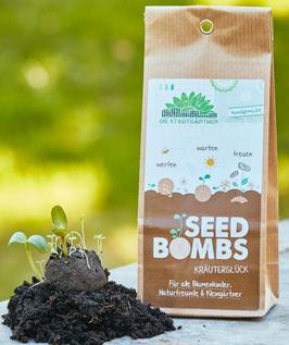 Handgemachte Seedbombs