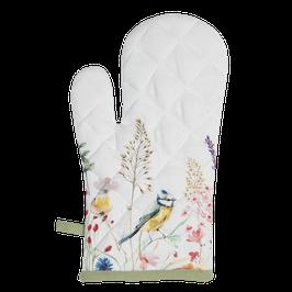 """Ofen-Handschuh """"Frühling"""""""