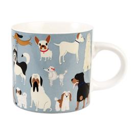"Keramiktasse ""Dog"""