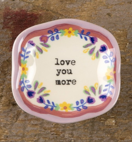 Mini Keramik- schälchen