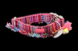Halsband Gypsy Boho Pink