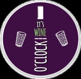 It's Wine O´Clock