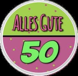 Alles Gute - 50