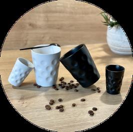 Dubbe-Becher Keramik 0,25l