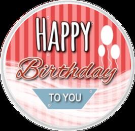 Happy Birthday - To You - Ballon