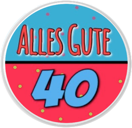 Alles Gute - 40