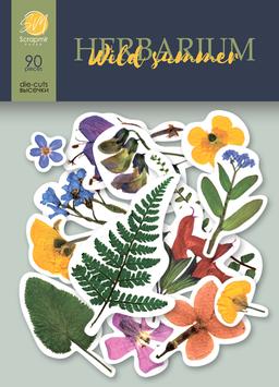 Die cut Herbarium Wild Summer