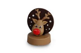 Schokoladen-Elch Rudolf