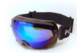 POLARLENS SERIES PG23 Skibrille / Snowboardbrille mit WECHSELSCHEIBE