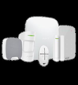Kit Alarme professionnel sans fil AJAX Security certifié EN 50131