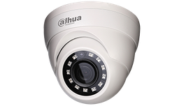 Camera mini Dôme HDCVI infrarouge 2 mégapixel