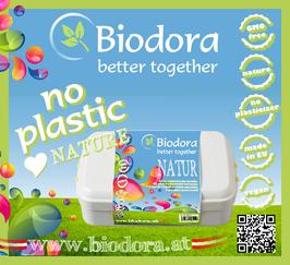 Biodora Lunchbox aus nachwachsenden Rohstoffen
