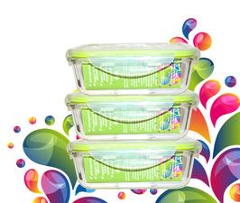 Dora's Lunchbox Glas