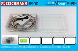 6900 Fleischmann Weichenschalter Gleisbildstellwerk H0 / N