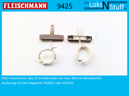 9425 Fleischmann Spur N Schaltkontakt mit max. 800 mA Belastbarkeit