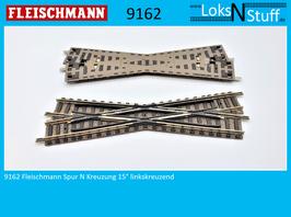 9162 Fleischmann Spur N Kreuzung 15° linkskreuzend