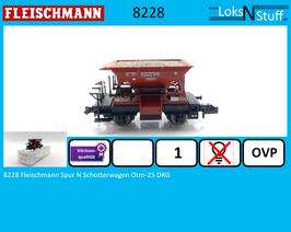 8228 Fleischmann Spur N Schotterwagen Otm-25 DRG