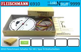 6910 Fleischmann Schalter für H0 / N Drehscheiben