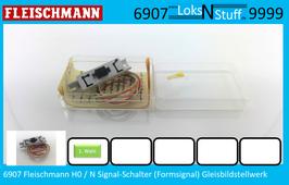 6907 Fleischmann H0 / N Signal-Schalter (Formsignal) Gleisbildstellwerk