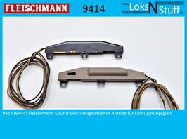 9414 (6444) Fleischmann Elekromagnetischer Antrieb für Entkupplungsgleis
