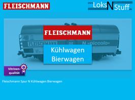 Fleischmann Spur N Kühlwagen