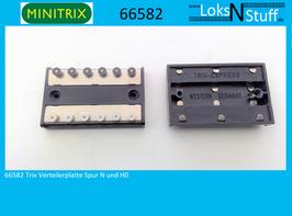 66582 Trix Verteilerplatte Spur N und H0