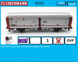 8335 Fleischmann Spur N Schiebewandwagen Hbis299 DB Ep. IV