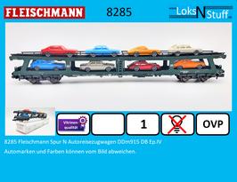 8285 Fleischmann Spur N Autoreisezugwagen DDm915 DB Ep.IV