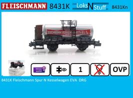 8431K Fleischmann Spur N Kesselwagen EVA  DRG