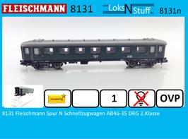 8131 Fleischmann Spur N Schnellzugwagen AB4ü-35 DRG 2.Klasse