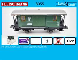 8055 Fleischmann Spur N Gepäckwagen LPw Bay05 DRG