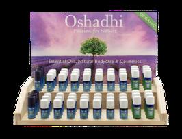 OSHADHI Plexiglas Display-Rückwand gross