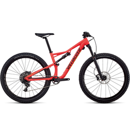 Specialized Women's Camber Comp 27.5 / Größe: S / rot,gelb
