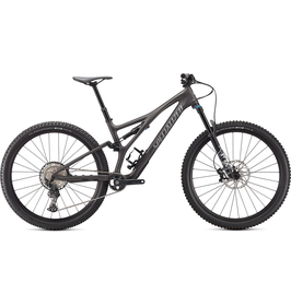 Specialized Stumpjumper Comp / Größe: S3 / Cool Gray