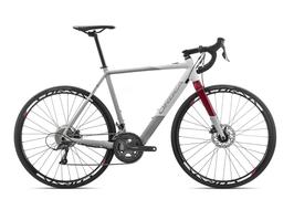 Orbea Gain D50 / Größe: L / grau, weiß