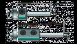 12mm S.L Keermes kantenfrees