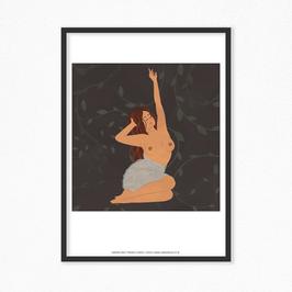 A3 Poster Modern Girls 1