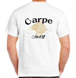 Tee-shirt carpe no kill